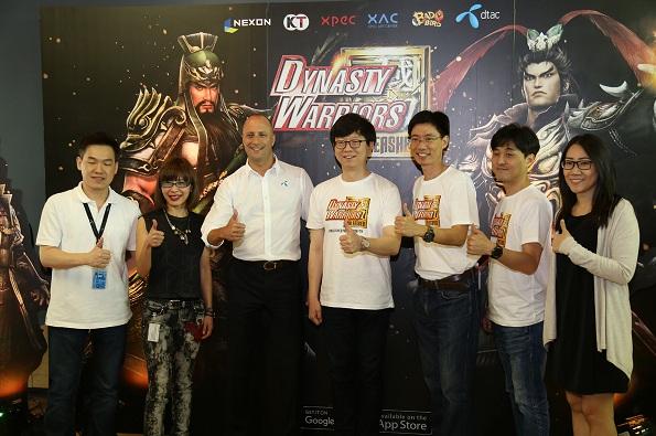 Dynasty Warriors5417-3