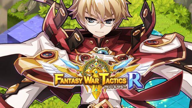 กำเนิดใหม่ Fantasy War Tactics R ระเบิดความันส์ซีซั่น 2 อาทิตย์หน้า