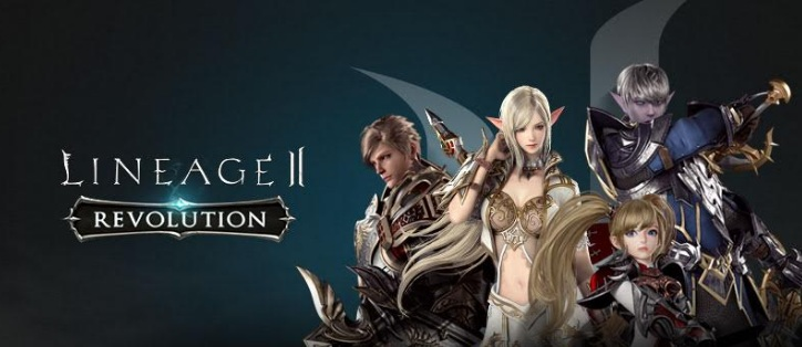 Lineage2 Revolution21417-0