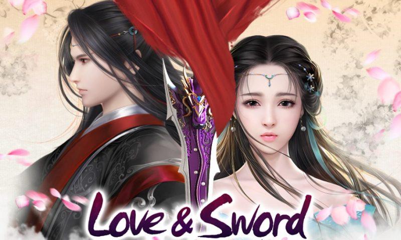 Love & Sword เกม Mobile สายโรแมนติก ประกาศให้ลงทะเบียนจองที่แล้ว