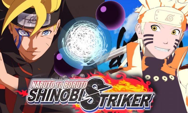 Bandai ชวนแบ่งทีมต่อสู้ในซีรีส์เกมใหม่ Naruto to Boruto: Shinobi Striker