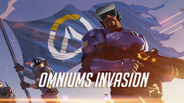 Omniums Invasion cover