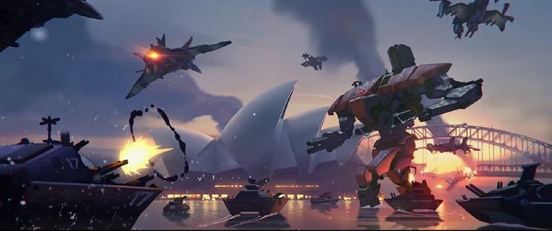 Omniums Invasion
