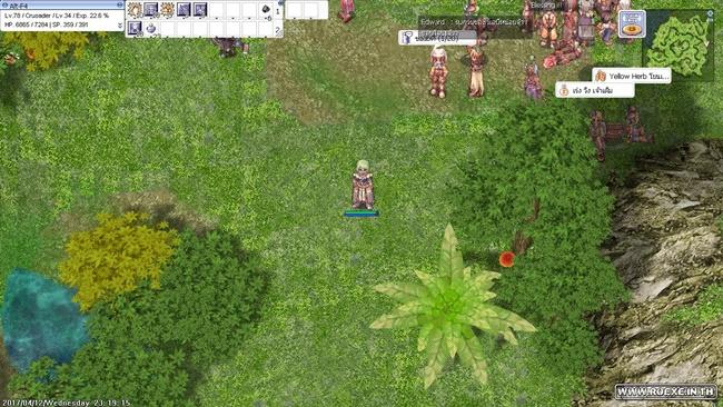 Ragnarok Online24417-8