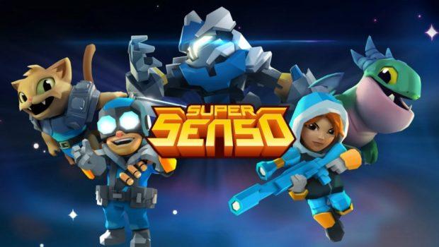 ลงสโตร์แล้วจ้า Super Senso เกมมือถือ Turn-based strategy มาใหม่สดมาก
