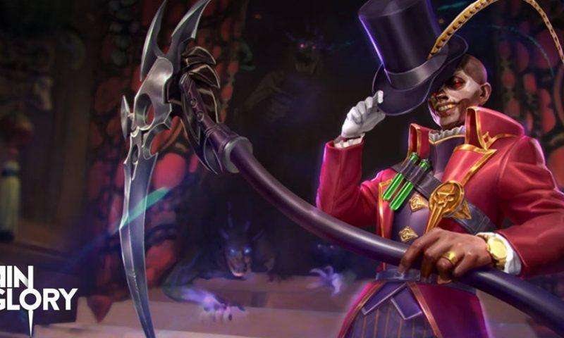 Vainglory ส่งฮีโร่ใหม่ Baptiste ออกเกี่ยววิญญาณศัตรู