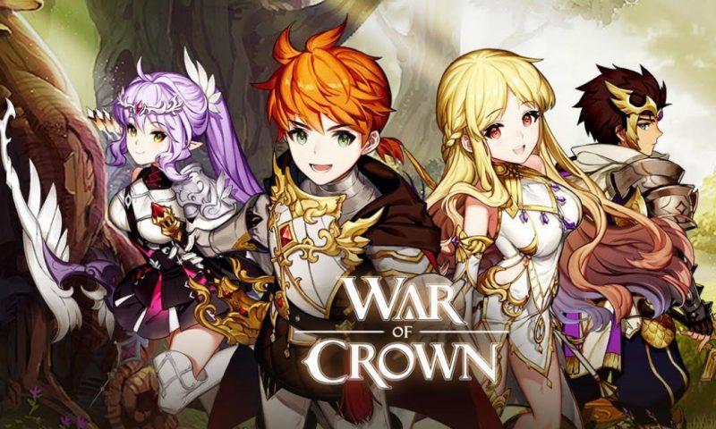 ให้ไว War of Crown พร้อมให้มันส์กันทั่วโลกแล้วตอนนี้