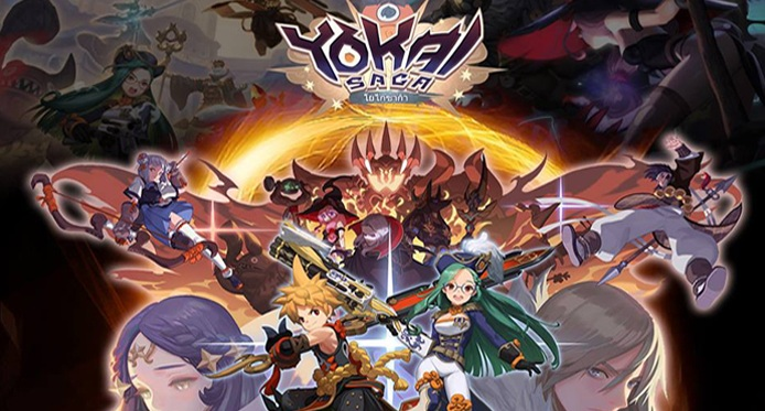 Yokai Saga เผยโฉม 3 ตัวละครใหม่ พร้อมเปิดหอคอยสเกลาร์