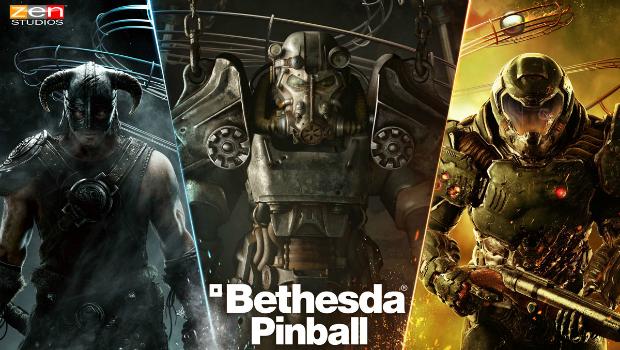 โคตรเกมพินบอล Bethesda Pinball เปิดให้บริการผ่าน App Store แล้ว