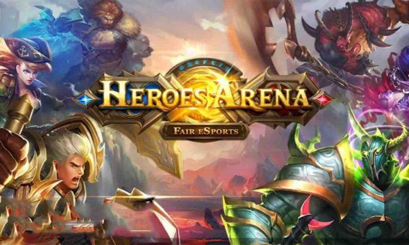 รับสงกรานต์ Heroes Arena เปิดลาน MOBA 5v5 ท้าสาวก Apple ทั่วโลก