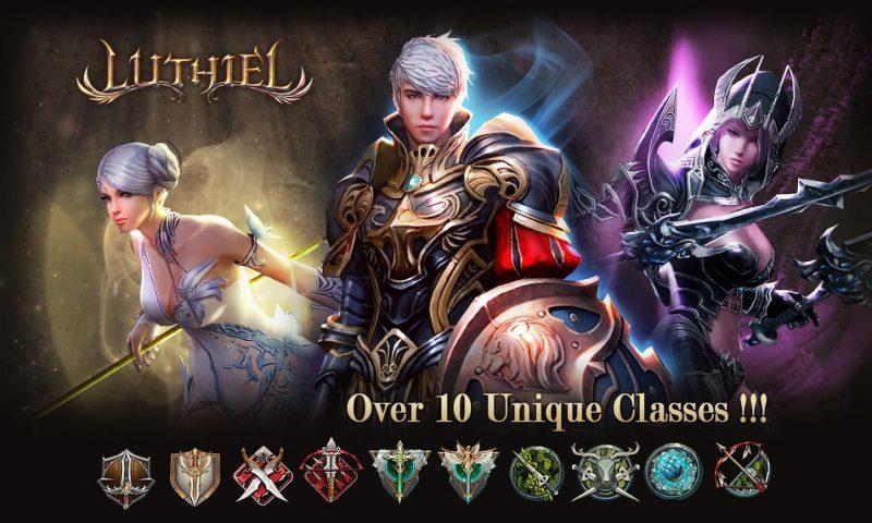 เปิดตัว Luthiel เกม MMORPG มาใหม่จากผู้สร้าง AION