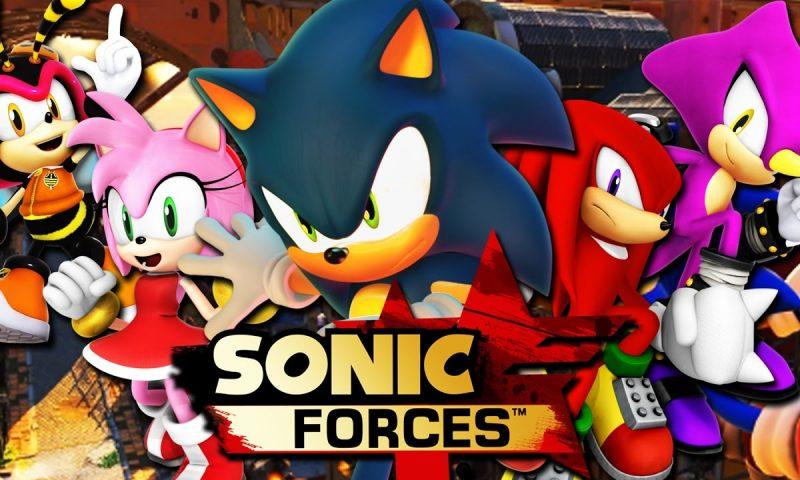 เฮกันหน่อย SEGA เปิดตัว SONIC FORCES ซีรีส์เกมเม่นสายฟ้าบน PS4