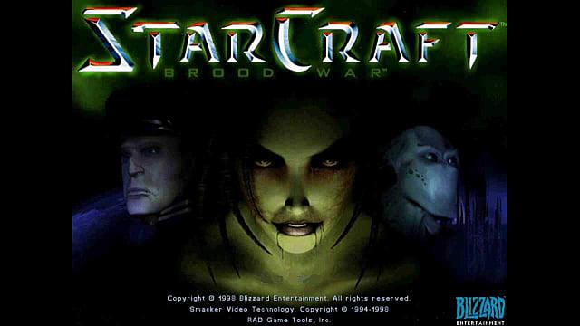 เปิดฟรีไม่มีล็อกเนื้อหา StarCraft คลาสสิก และ StarCraft:  Brood War