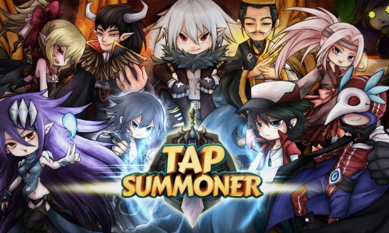 เกมตีป้อมมาใหม่ Tap Summoner ท้ารัวคอมโบซอยนิ้วซัดกันให้แหลก