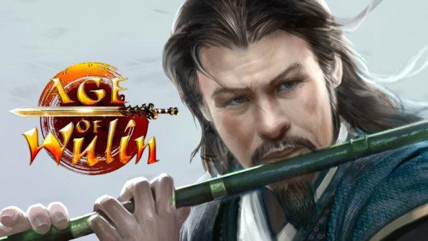 Age of Wulin (EU) คืนสู่อ้อมอก Snail Games