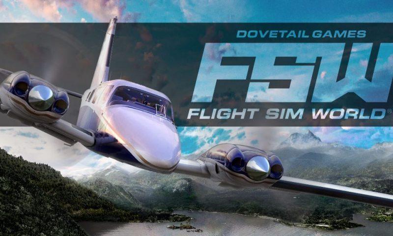 เทคออฟแล้ว Flight Sim World เกมขับเครื่องบินเสมือนจริงเปิด Early วันนี้