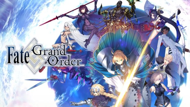 Fate-Grand-Order-Cover