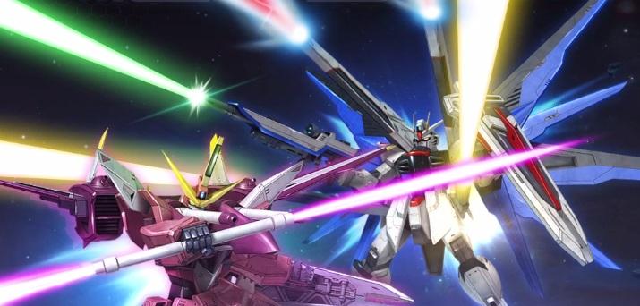 มาใหม่ Gundam Battle สงครามหุ่นกันดั้มบนมือถือ ฝีมือ Bandai Namco