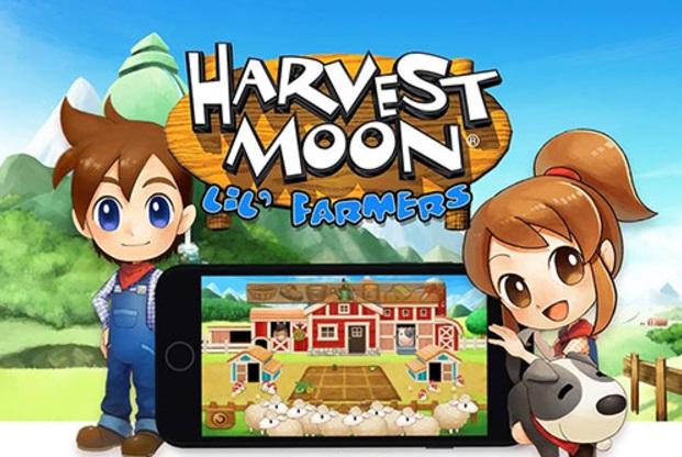 Harvest Moon Lil' Farmers เกมปลูกผักสายแบ๊ว ลงสโตร์แล้ว