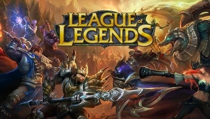 League of Legends ครองแชมป์เกมพีซีทำเงินสูงสุดเดือนมีนาคม 2017