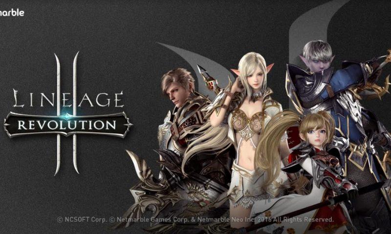 Lineage2 Revolution เกมมือถือฟอร์มแรง คนแห่ลงทะเบียนทะลุ 1 ล้าน
