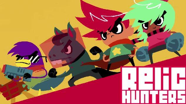 Relic Hunters Zero31517 0