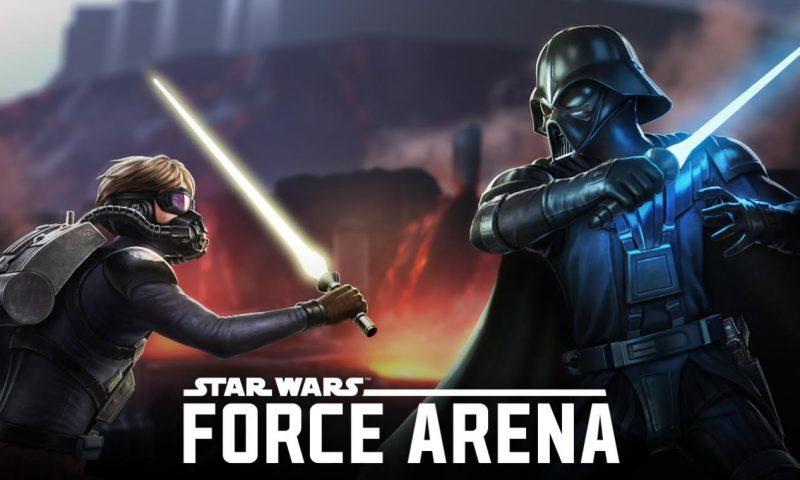 Star Wars™: Force Arena เกมมือถือซีรี่ย์ดัง อัพแพทช์ใหม่ เมย์เดอะโฟร์ธ