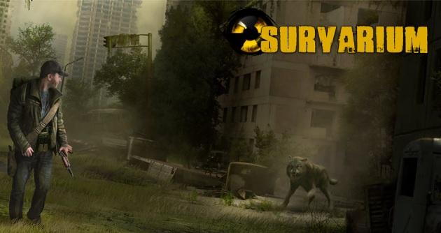 รีวิวเกม Survarium 2017 เกมยิงหลังวันสิ้นโลก