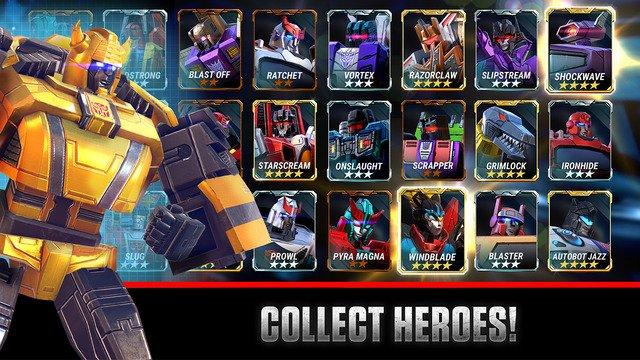 Transformers Earth Wars17517-3