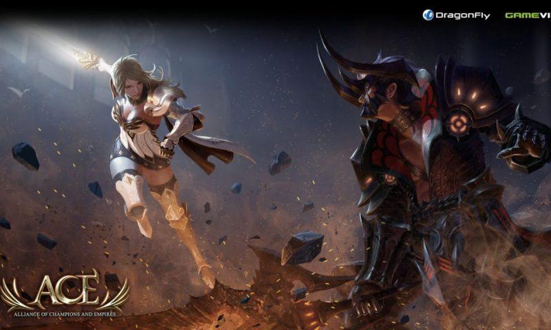 ส่อง Teaser ล่าสุด A.C.E เกมกลยุทธ์ RPG สงครามเหล่าเทพสุดแฟนตาซี