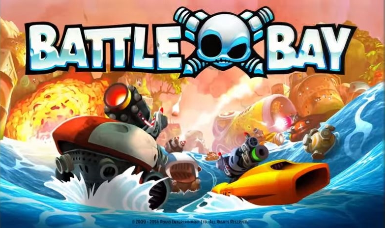 battle bay cover