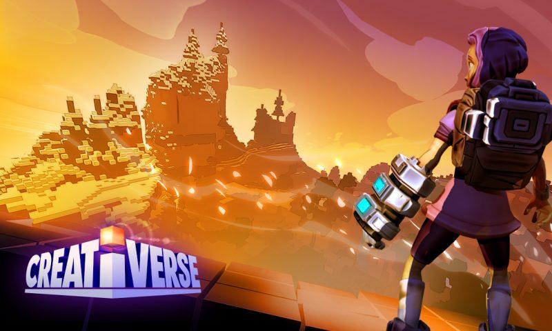 ชวนครีเอทโลกสุดล้ำใน Creativerse เกม MMO สุดจี๊ด สไตล์ MineCraft