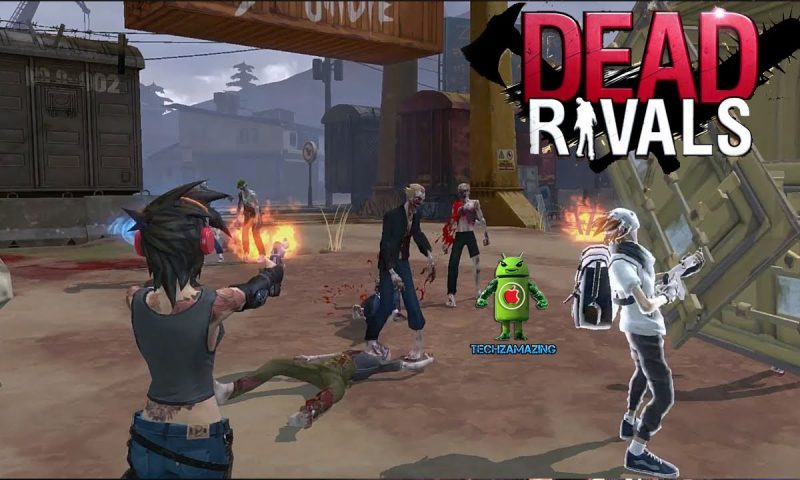 Dead Rivals เกมยิงซอมบี้ TPS มาใหม่สไตล์ Left 4 Dead
