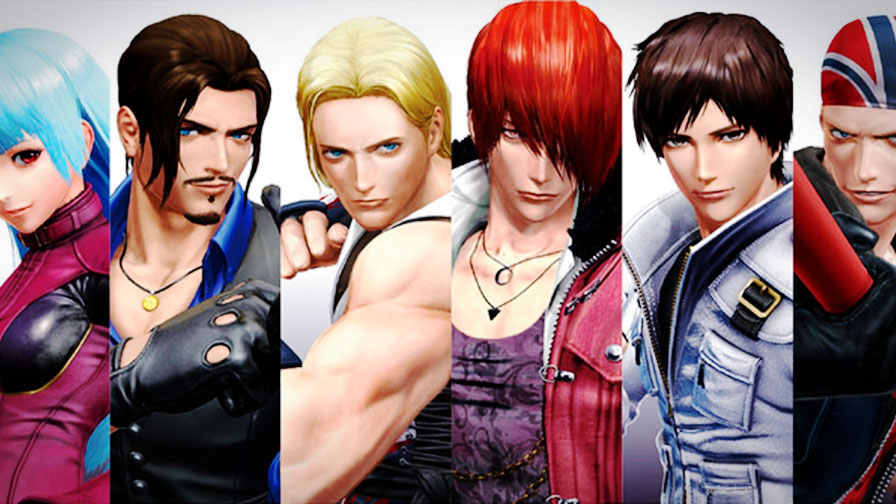 king of fighters xiv-02