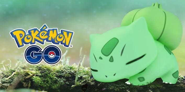 แฟนคลับ Pokemon Go พร้อมมั้ย ไปไล่จับโปเกม่อนธาตุพืชกัน