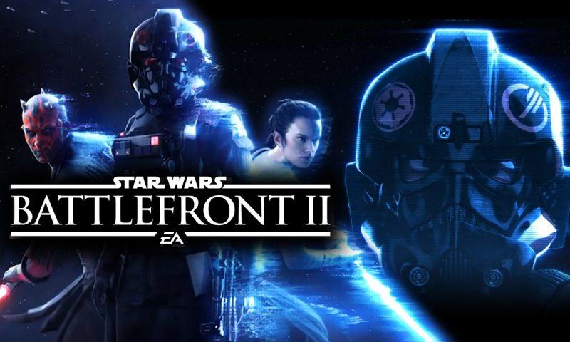 หลุดเกมเพลย์ Star Wars Battlefront 2 ต้องขอส่องหน่อยแล้ว
