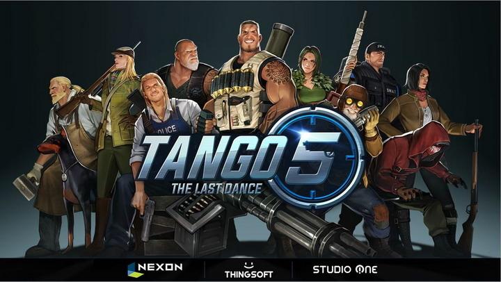 Nexon เปิดลาน Tango 5 เกมแบ่งข้างฟัด MOBA กลิ่นอาย SRPG