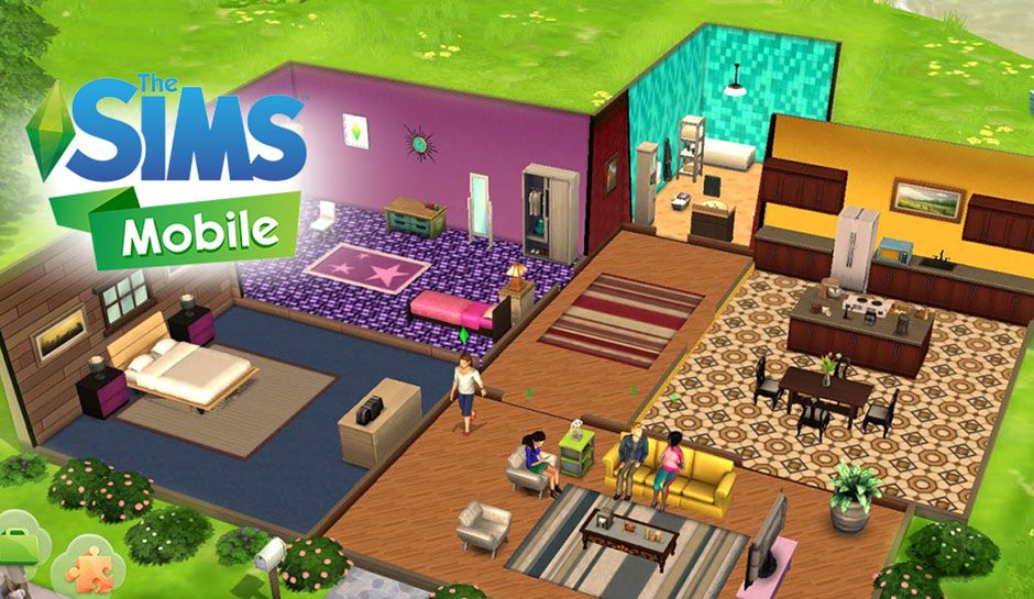 the sims mobile-cover