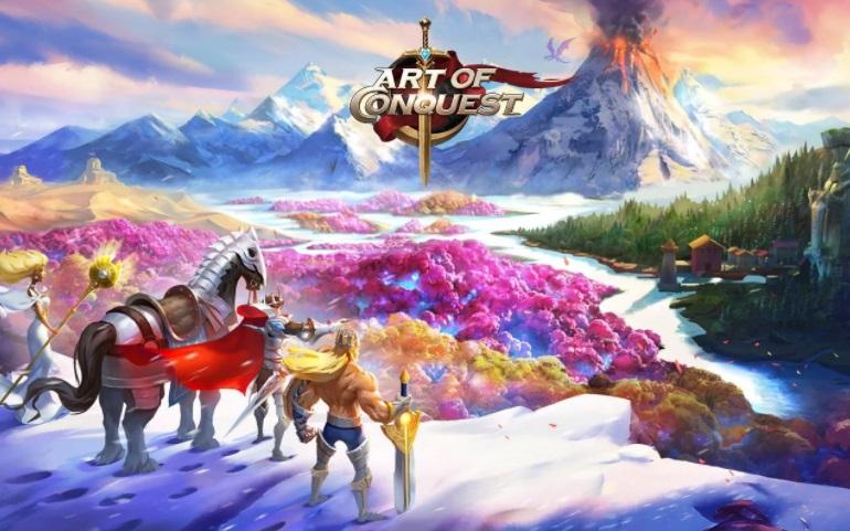Art of Conquest พร้อมออกล่ามังกรร้าย บน Android และ iOS สโตร์ไทยแล้ว