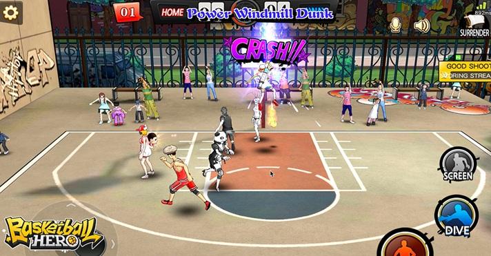 Basketball Hero20617 02