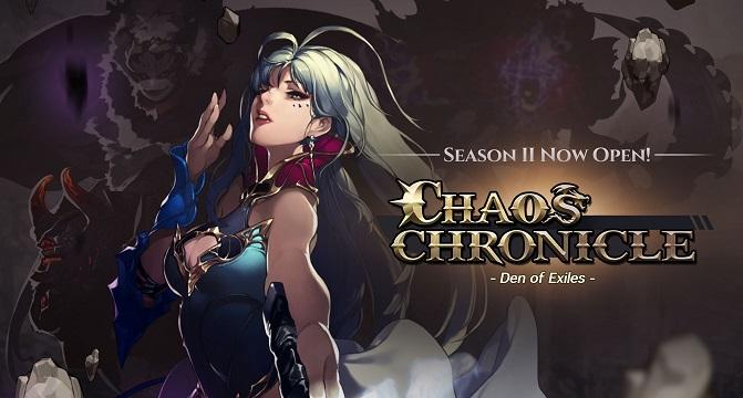 Chaos Chronicle ส่ง 2 ฮีโร่ใหม่ลงสนามรบ