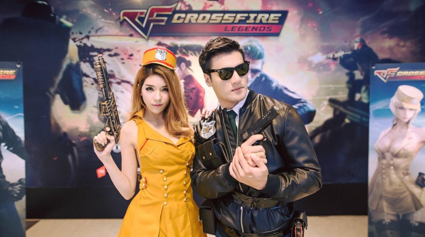 Crossfire Legends26627 9