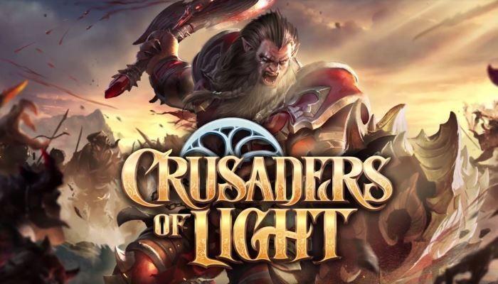 ลั่นกลองรบ Crusaders of Light เปิดโกลบอลกรกฎาคมนี้ เวอร์ชั่น PC ก็มา
