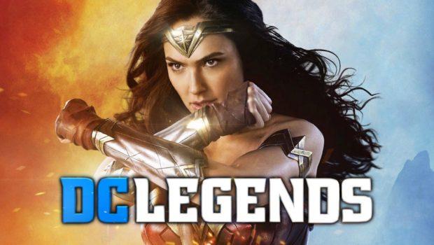จัดแล้ว DC Legends อัพเดท Wonder Woman มาให้ฟินกันยาวทั้งเดือน