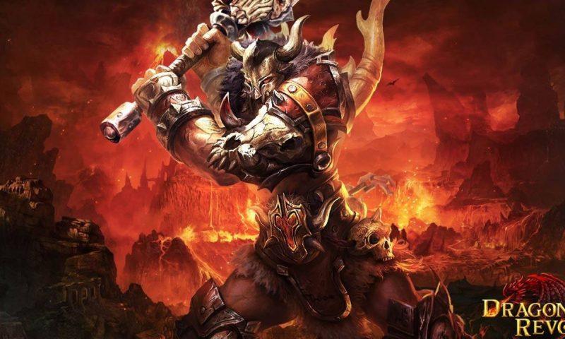 Dragon Revolt เกมมือถือใหม่ค่ายหอยทาก ระเบิดความมันส์ทั้ง 2 สโตร์แล้ว