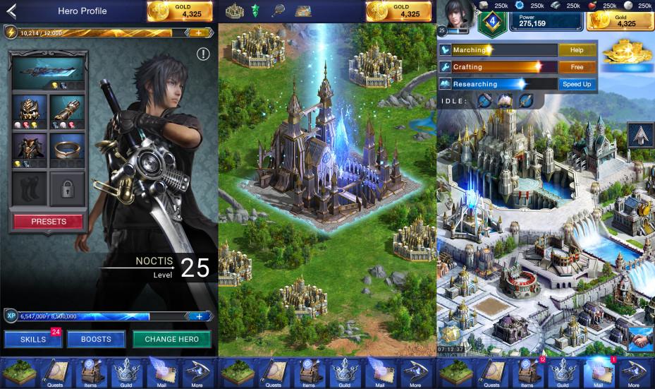 Final Fantasy XV A New Empire 00