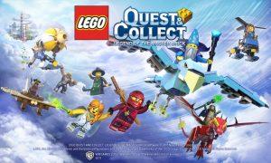 LEGO QUEST AND COLLECT จ่อบุกหน้าจอมือถือ เร็วๆ นี้