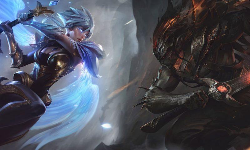 League of Legends เซิร์ฟไทย ปล่อยกิจกรรมล่าสุด Legendary Versus