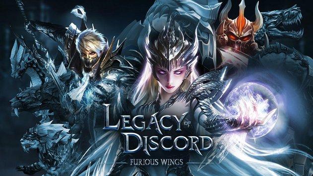 ทะยานสู่สมรภูมิฟากฟ้า Legacy of Discord เพิ่มระบบ Sky Fantasy