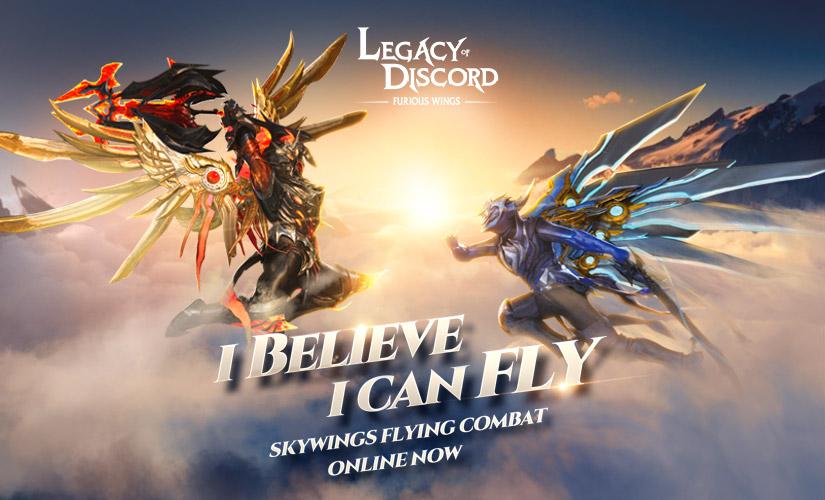 Legacy of Discord FuriousWings 02